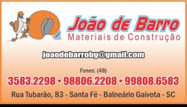 Material de Construção João de Barro