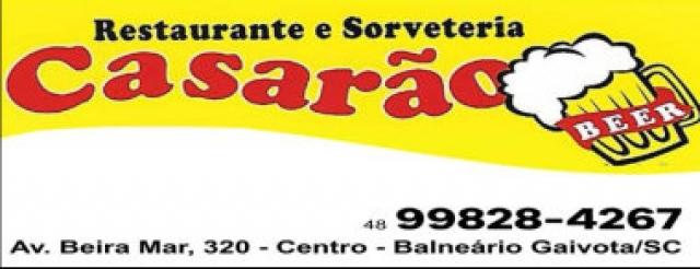 Restaurante e sorveteria Casarão