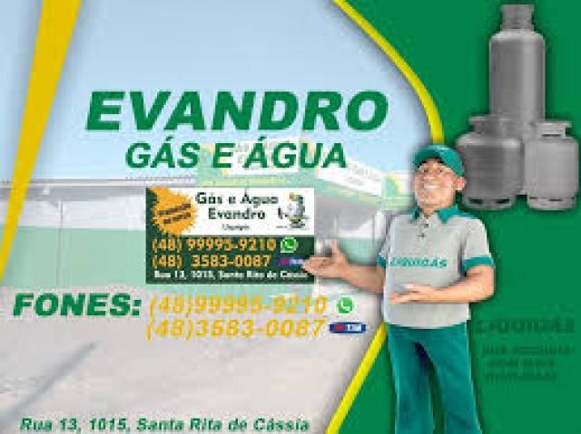 Gás e Água do Evandro