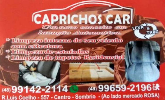 Lavação Caprichos Car