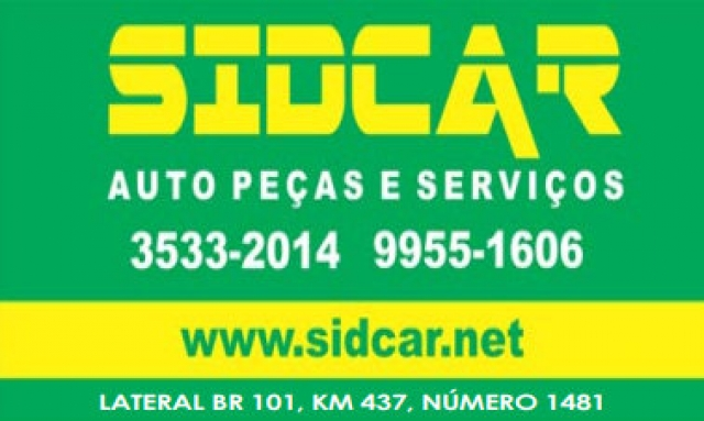 Mecânica Sid Car