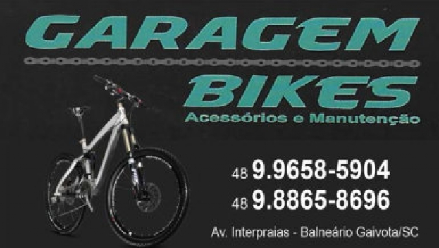 Garagem Bikes