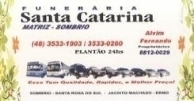 Funerária Santa Catarina